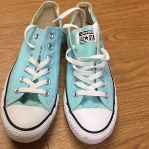 Women's Converse Chuck Taylor Teal color **NEW**